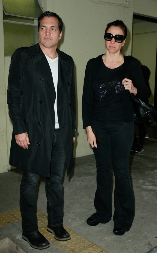 Marisa Orth e Daniel Boaventura (Foto: Amauri Nehn/Brazil News)
