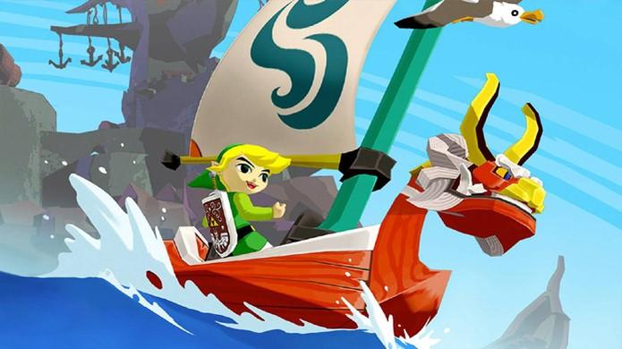 The Legend of Zelda: The Wind Waker trouxe um novo estilo para a série no GameCube (Foto: Reprodução/Wallpaper Abyss) (Foto: The Legend of Zelda: The Wind Waker trouxe um novo estilo para a série no GameCube (Foto: Reprodução/Wallpaper Abyss))