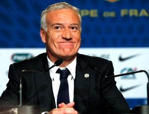 Didier Deschamps Técnico França (Foto: Agência Reuters)