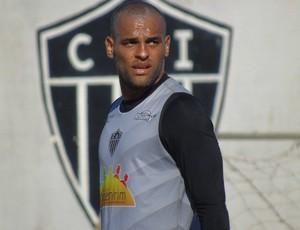 Victor Borges, atacante do Atlético-ES (Foto: Wildson Lesqueves/C.A. Itapemirim)