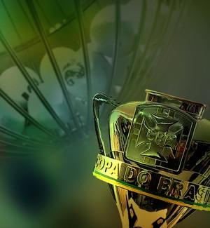 carrossel sorteio do Copa do Brasil (Foto: arte esporte)