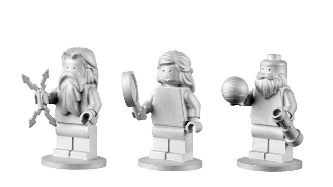 A sonda Juno, em órbita de Júpiter, tem peças de Lego