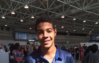 Rumo aos EUA, irmão de Adriano revela sonho de vestir camisa do Fla