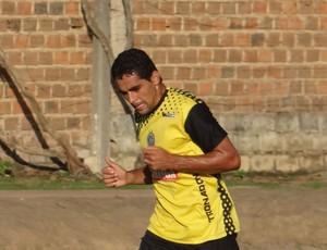 Cal, do ASA (Foto: Leonardo Freire/GLOBOESPORTE.COM)