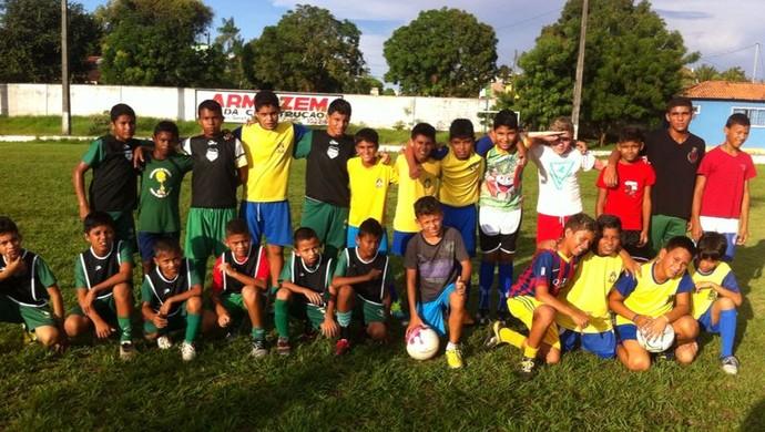 Competição reunirá atletas mirins de projetos sociais de Santarém (Foto: Divulgação/sub-13)