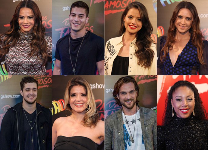 Participantes (Foto: TV Globo)
