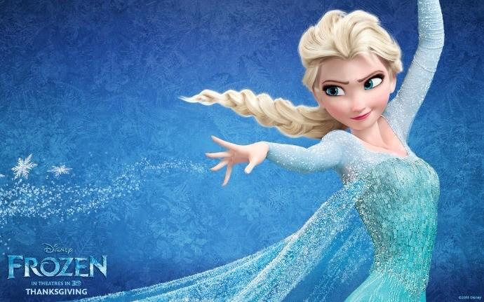 Frozen foi um dos filmes mais lucrativos da Disney