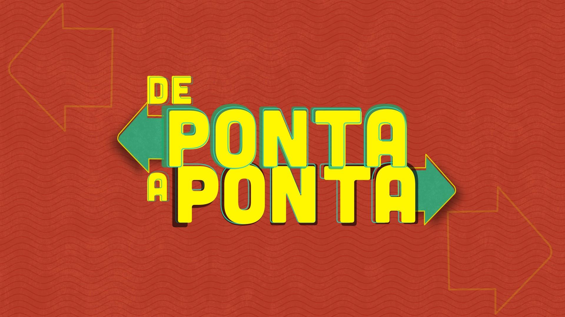 Logotipo De Ponta a Ponta (Foto: Arte/TV TEM)