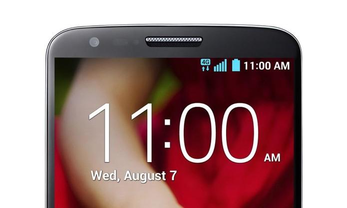 LG pode ser a primeira grande fabricante a lançar smartphone com tela QHD para suceder o G2 (Foto: Divulgação/LG)