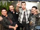 Colírio! Bruno da banda Malta é eleito o vocalista mais gato do SuperStar