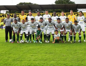 Luverdense 2013 (Foto: Assessoria/Luverdense Esporte Clube)