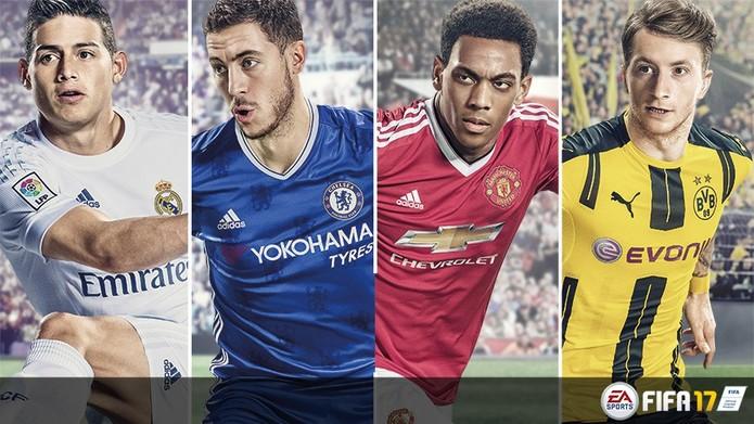 FIFA 17 mais barato nesta semana (Foto: Divulgação/EA)
