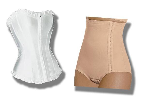 E então, corselete ou cinta?  (Foto: Divulgação)