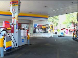 Redução de cobustível em Petrolina (Foto: Reprodução/ TV Grande Rio)