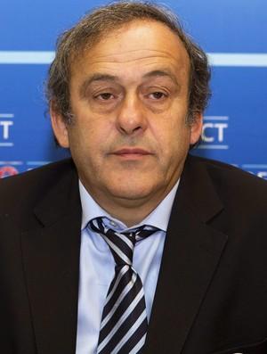 michel platini  UEFA (Foto: Agência EFE)