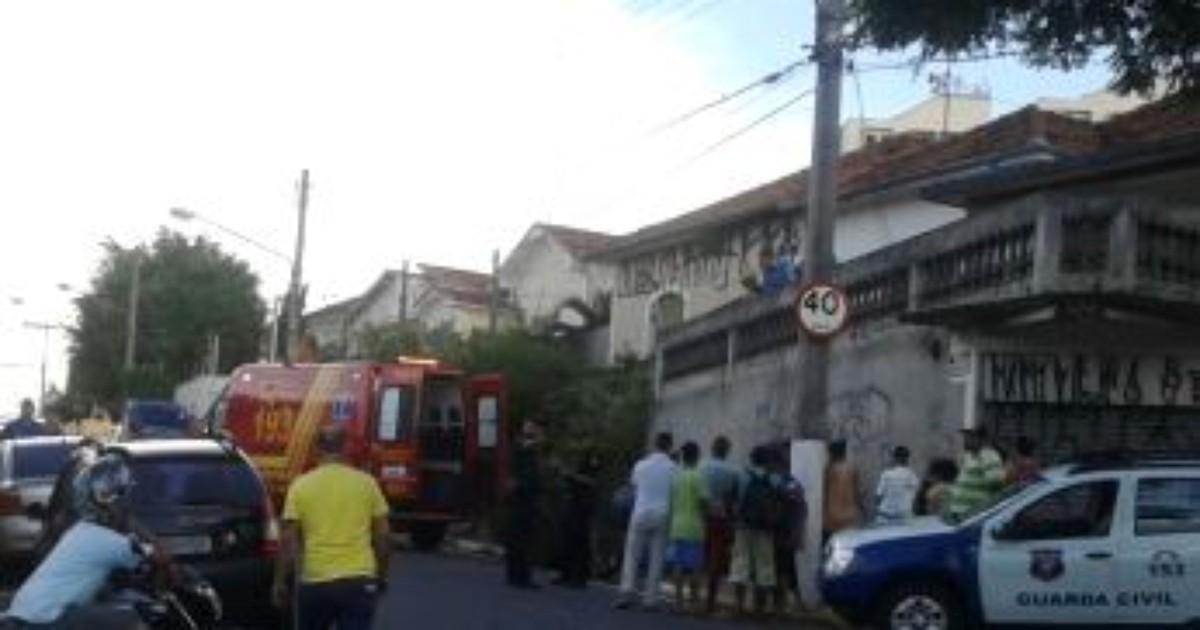 Motociclista morre após colisão com caminhão no centro de Jacareí ... - Globo.com