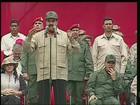 Na Venezuela, Maduro anuncia plano de aumentar milícia bolivariana e fuzis