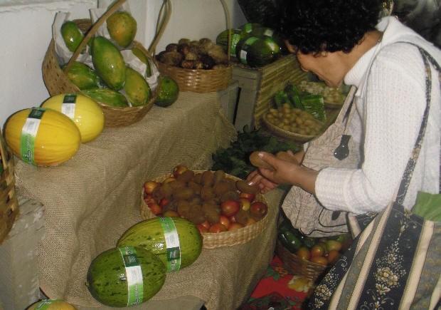 Feira de orgânicos acontece neste fim de semana em Santos (Foto: Divulgação)
