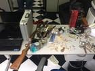 Homem e grávida são presos após assalto (Divulgação/Polícia Civil)