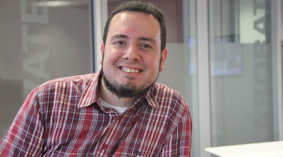 Vitor Andrade, líder do projeto de startups da Oracle no Brasil (Foto: Divulgação)