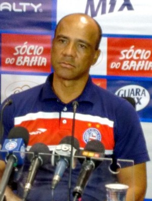 Sérgio Soares técnico do Bahia (Foto: Divulgação / EC Bahia)