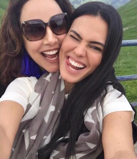 """Ana Carolina e Letícia estão juntas há quatro anos: """" (Foto: Reprodução/ Instagram)"""
