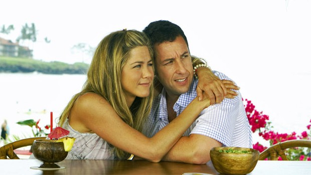 Sessão da Tarde: Aniston é a 'Esposa de Mentirinha' (Reprodução/Divulgação)