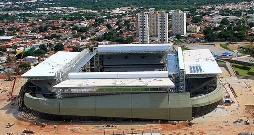 arena pantanal (Edson Rodrigues/Secopa)