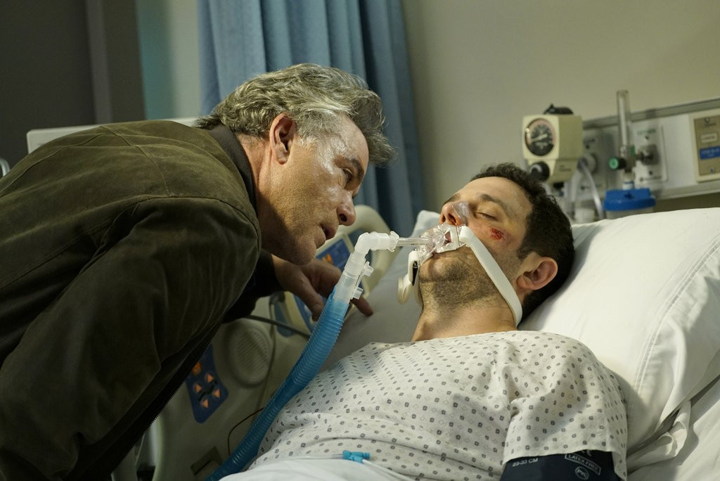 """""""País Desconhecido"""" (7Ep1T) (Foto: Shades of Blue - Universal Channel)"""