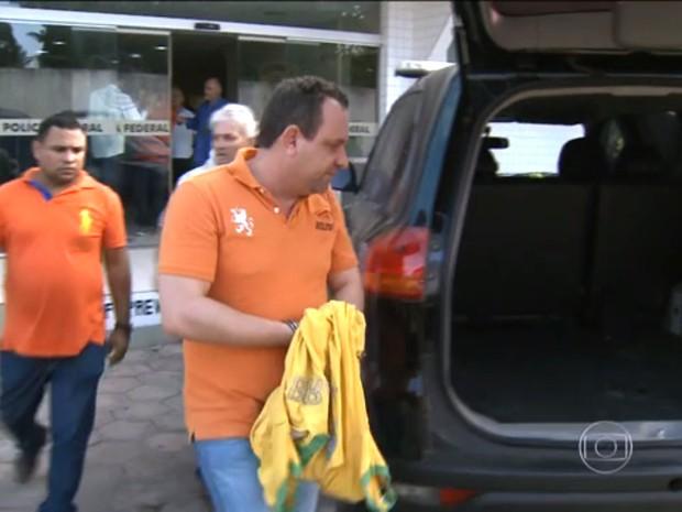 Prisão de ex-secretários no MA é destaque no Bom Dia Brasil (Foto: Reprodução / Globo)
