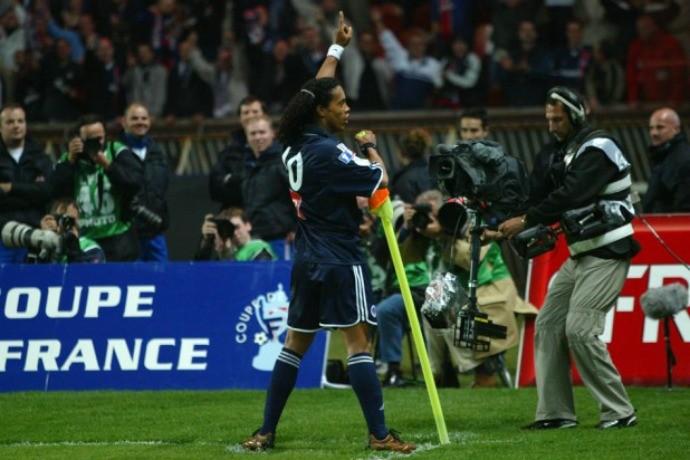 Ronaldinho Gaúcho PSG