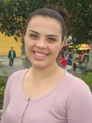 Manoela Cardoso Tiezerini - 18 anos (Foto: Divulgação)