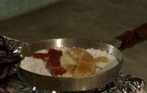 Cartola: banana, queijo e goiabada