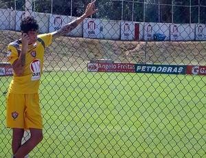 Rildo, atacante do vitória (Foto: Raphael Carneiro/Globoesporte.com)