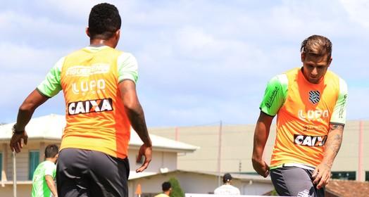 bom e ruim (Luiz Henrique/Figueirense FC)
