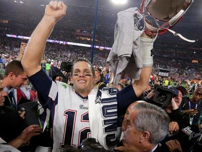 tom brady campeão nfl (Foto: Reuters)