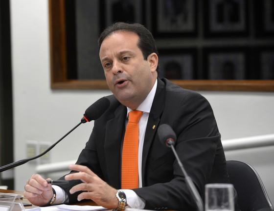André Moura, líder do PSC na Câmara (Foto: Agência Brasil)