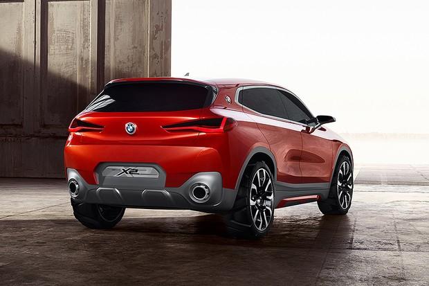 BMW X2 (Foto: BMW)