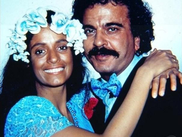 Na novela 'Gabriela', de 1975, Armando Bógus viveu o personagem Nacib (Foto: CEDOC TV Globo)