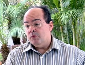 José Augusto Peres, promotor de justiça de defesa do consumidor (Foto: Reprodução/Inter TV Cabugi)