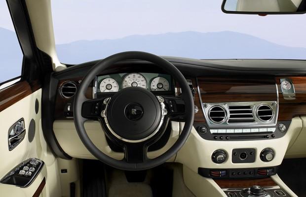 Modelo de luxo permite 40 mil possibilidades de customização (Foto: Divulgação)