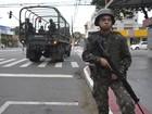 Exército fica no ES por mais uma semana, diz Ministério da Defesa