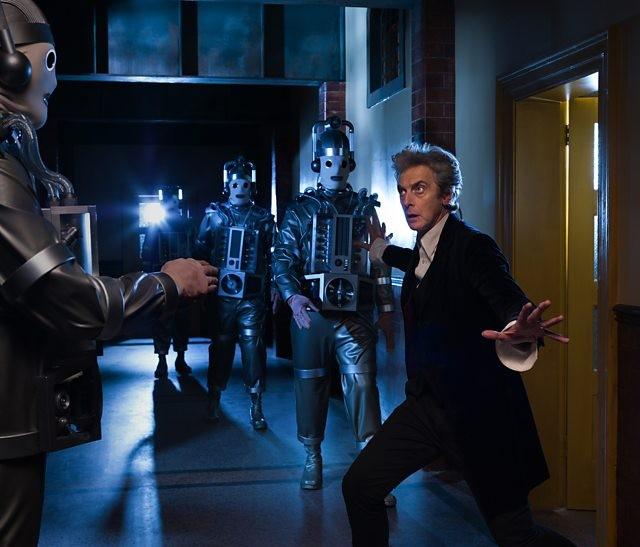 O 12 Doutor vai enfrentar os Cybermen Mondesianos (Foto: Divulgao)