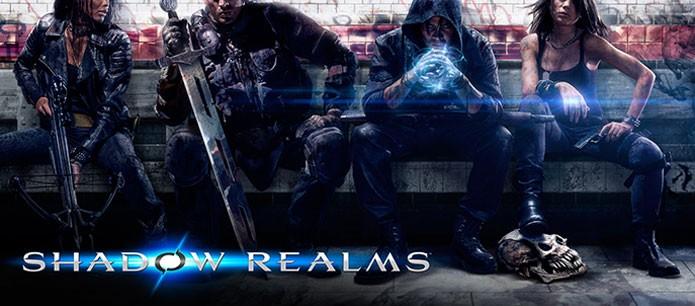 Shadow Realms seria um jogo de ação massivo e online (Foto: Divulgação)
