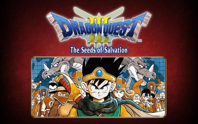 Dragon Quest 3 (Foto: Divulgação)