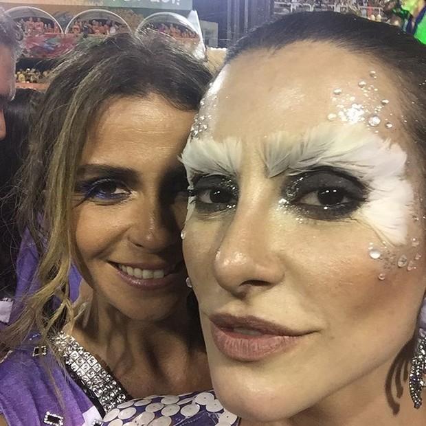 Giovanna Antonelli e Cleo Pires (Foto: Reprodução / Instagram)