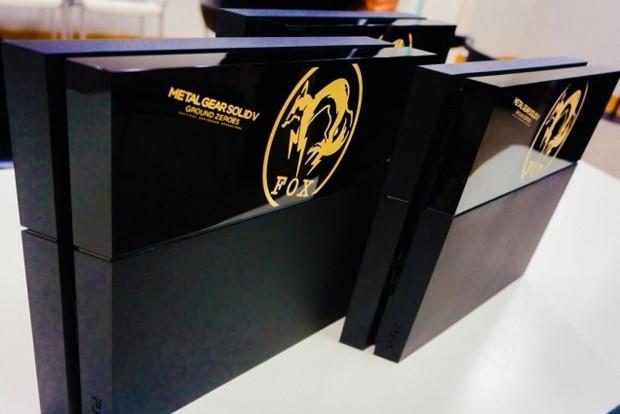 Hideo Kojima postou fotos do PS4 inspirado em 'Metal Gear Solid V' (Foto: Divulgação/Twitter/Hideo Kojima)