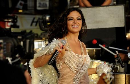 Na microssérie 'O canto da Sereia', ela será uma cantora de axé que acaba assassinada Estevam Avellar/ TV Globo