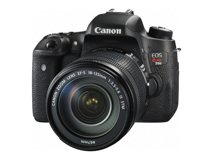 Canon Rabel T6s tem melhor qualidade para vídeos (Foto: Divulgação/Canon)