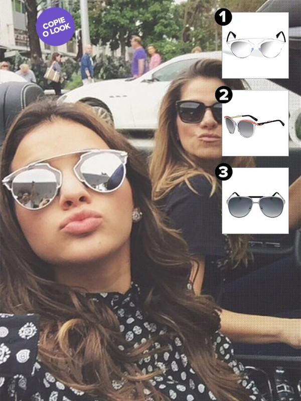 Ego - Inspire-se nos óculos escuros de 10 famosas estilosas para o ... cd81bb86e1